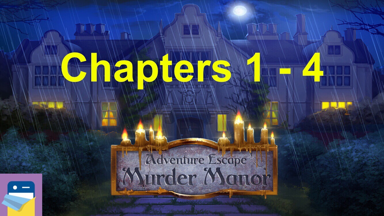 Adventure Escape Murder Manor Chapters 1 2 3 4 Walkthrough Apartment Fuse Box Guide By Haiku Games