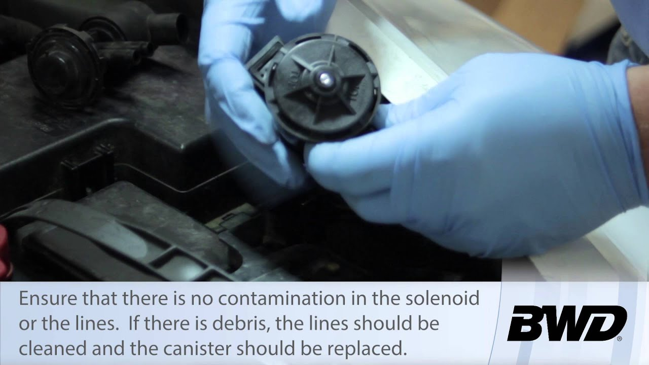 dodge durango canister purge solenoid replacement [ 1280 x 720 Pixel ]