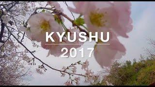 TRAVEL VLOG | Kyushu, Japan 2017