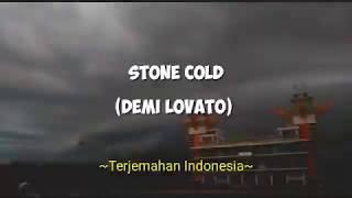 Stone cold - demi lovato (lyrics ...