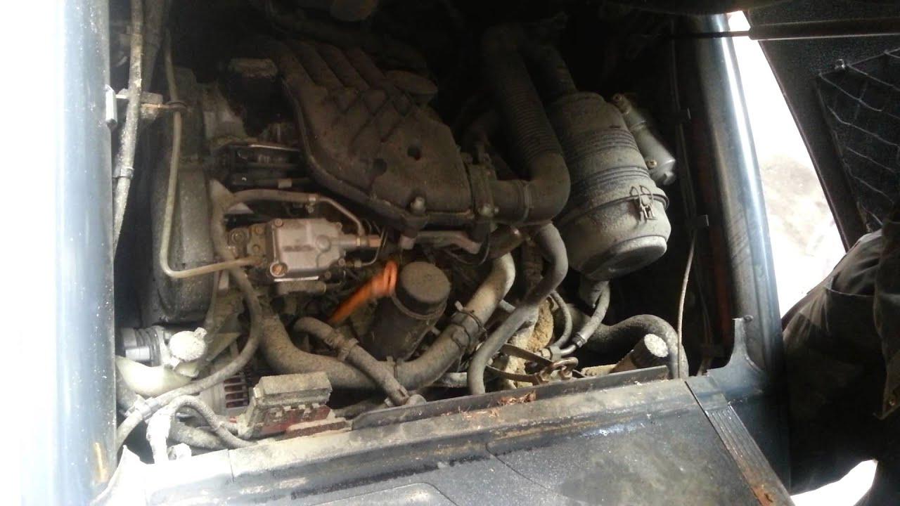 Linde H25d Motor