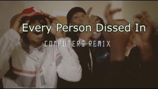 Download Every Person Dissed In Wooski - Computers Remix MP3 song and Music Video