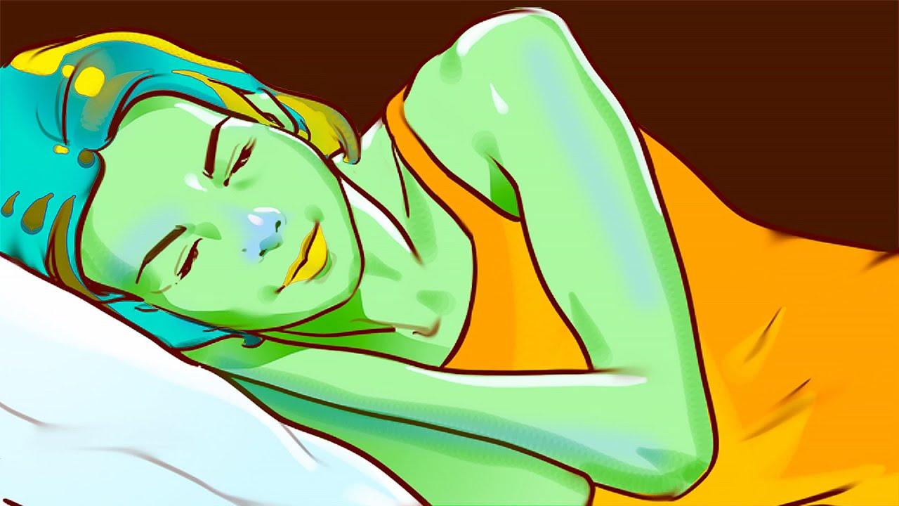 Што ви се случува со телото кога си легнувате гладни?