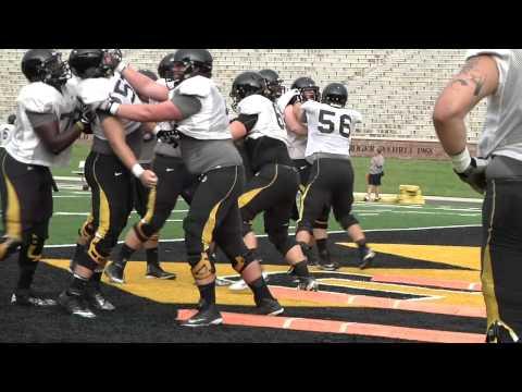 Mizzou Football Rookie Spotlight: Andy Bauer