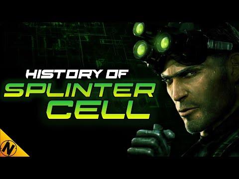 History of Splinter