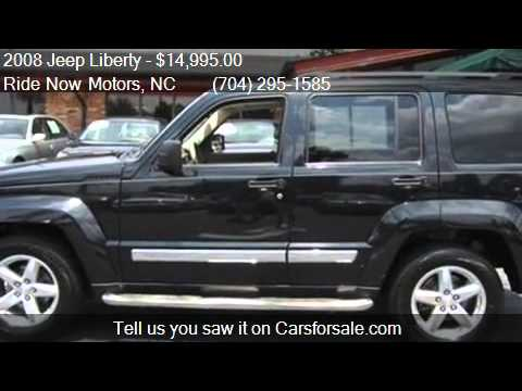 2008 jeep liberty limited edition sport utility 4d for sal youtube. Black Bedroom Furniture Sets. Home Design Ideas