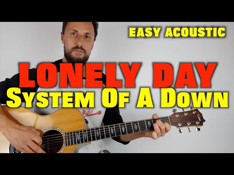 System Of A Down Lonely Day Guitar Lesson