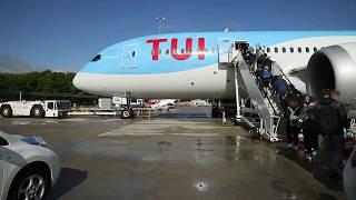 Thomson TUI Premium Club - Boeing 787-8 Dreamliner