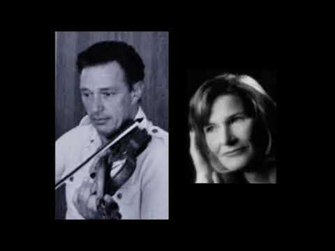 Manuel de Falla: Suite Populaire Espagnol, Alberto Lysy, Elisabeth Westenholz