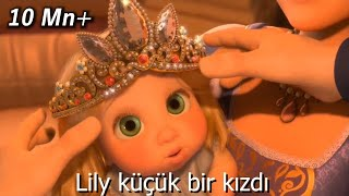 Alan Walker - K 391 & Emelie Hollow - Lily [Tangled Version]