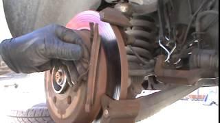 Mercedes-Benz Rear Brakes
