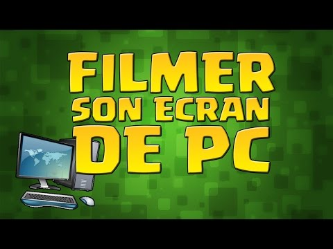 Tuto logiciel gratuit pour filmer son ecran de pc youtube for Tester son ecran pc