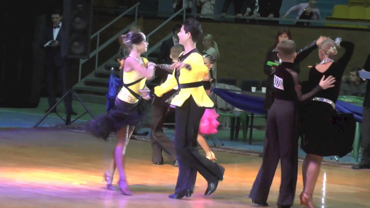 Латина Самба танец Юниоры-1 открытый класс ФИНАЛ - бальные танцы .