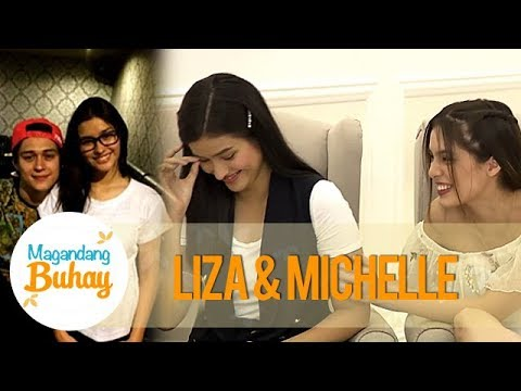 Magandang Buhay: Michelle witnesses the blooming relationship of LizQuen