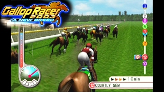 Gallop Racer 2003: A New Breed ... (PS2)