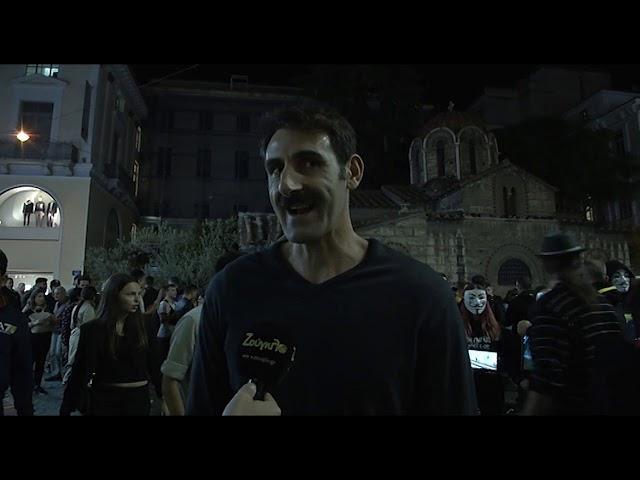 Ο ηθοποιός Γιώργος Κοψιδάς είναι από τους πρώτους καλλιτέχνες που επέλεξε να γίνει Vegan
