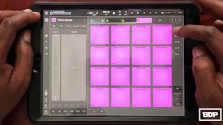 Beat Maker 3: Making Beat Using Stock Sounds