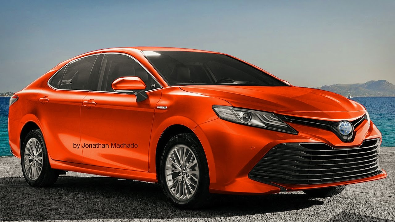 Render New 2019 Toyota Corolla 12th Generation Bmw