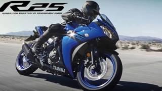 Yamaha yzf r25 r3 2019