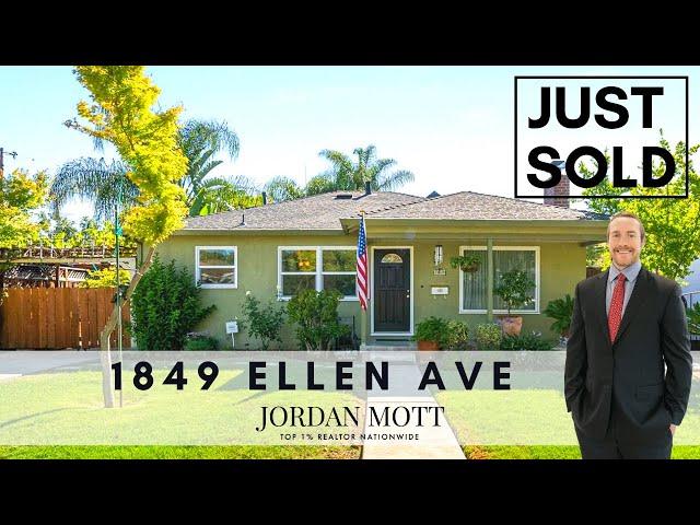 1849 Ellen Ave, San Jose, CA 95125   Jordan Mott