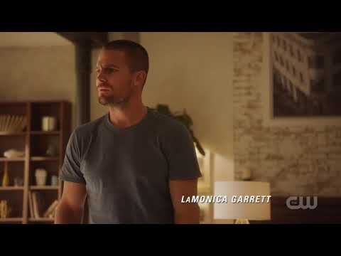 The Flash [5x9] Oliver realizes he's The Flash