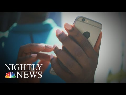 Dating Apps Sharing Personal Data With Third Party Companies | NBC Nightly News