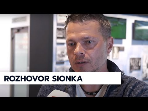 Dvacet let od stříbrného finále ME U21 - rozhovor s Liborem Sionkem