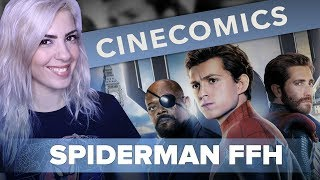 Spider-man Far From Home | Recensione
