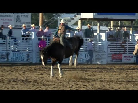East Helena rodeo begins