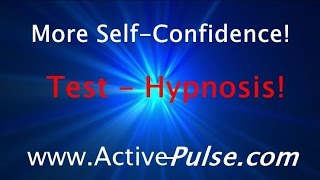 FREE HYPNOSIS MP3 Build Self Confidence - Powerful Self Confidence Hypnosis!