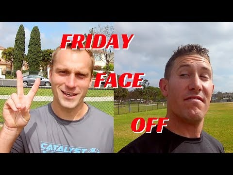 Friday Face Off: Driven Ball Challenge