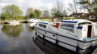 Norfolk Broads - Song of Freedom - Day 1