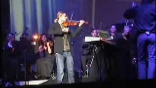 DAVID GARRETT -  Winter (Vivaldi) - live in Frankfurt