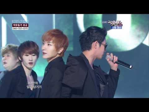 101217 KBS2.MusicBank.superjunior.Bonamana