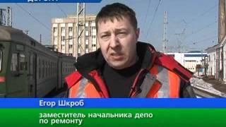 проходят испытания новой электромотрисы ОАО РЖД(, 2011-07-10T06:34:59.000Z)