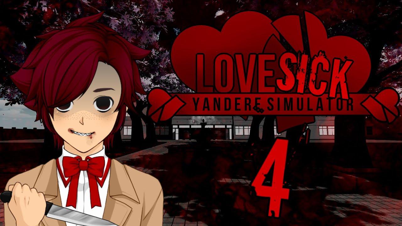 LOVESICK: Yandere Simulator Ep  4 - Picture Time