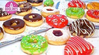 დონატები - Donuts