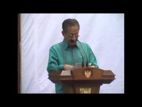 Peluncuran Indeks Demokrasi Indonesia (IDI) 2009