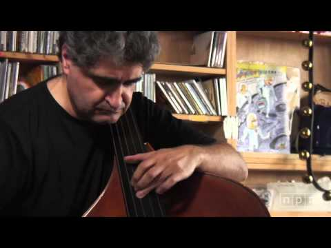 Renaud Garcia-Fons: NPR Music Tiny Desk Concert