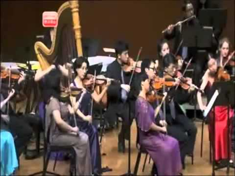 Alexis Alrich Marimba Concerto - Dame Evelyn Glennie & City Chamber Orchestra of Hong Kong