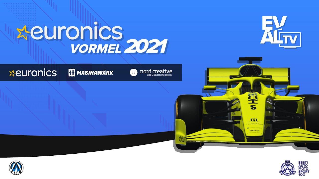 2021 Euronics Vormel: 1. Etapp - Sepang (A-Finaal)