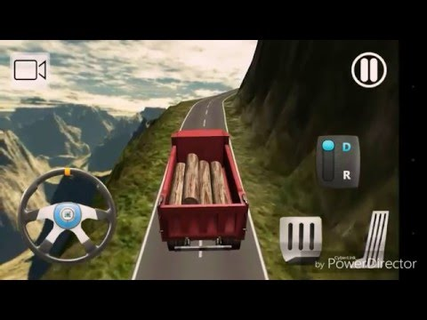 New Android game Truck Driver Cargo gameplay