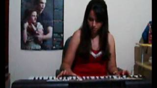 The Lion Fell in Love with the Lamb - Carter Burwell (piano keyboard cover)