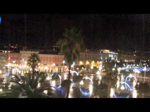 Marina in Nice
