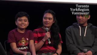 My First 150 Days, After Screening, Questions And Answers Panel, 20170223