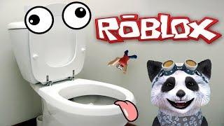 M-AM ARUNCAT IN WC 🚽 Roblox