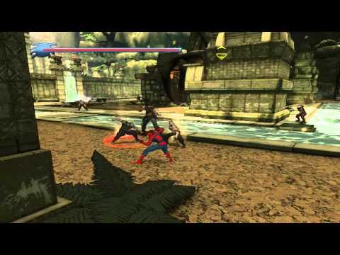 Скачать Трейнер Для Spider Man Shattered Dimensions - фото 10