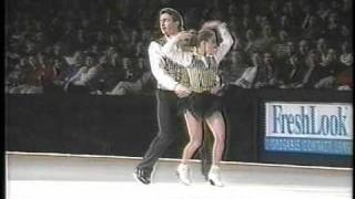 Gordeeva & Grinkov (RUS) - 1994 World Professionals, Pairs' Technical Program