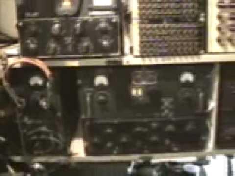 USS COD SS-224 Radio Room