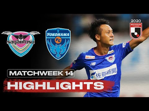 Sagan Tosu Yokohama FC Goals And Highlights